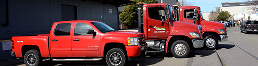 Reliable Towing Services San Francisco